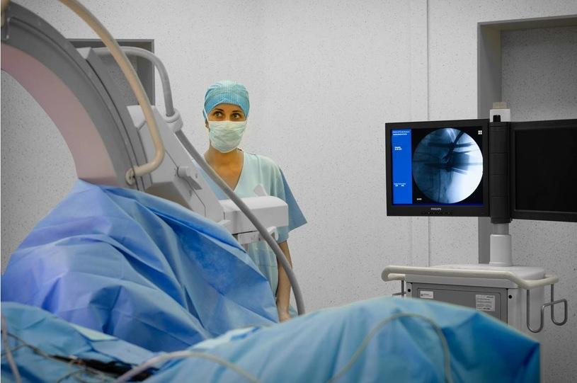 Operacja kręgosłupa - zabieg neurochirurgiczny