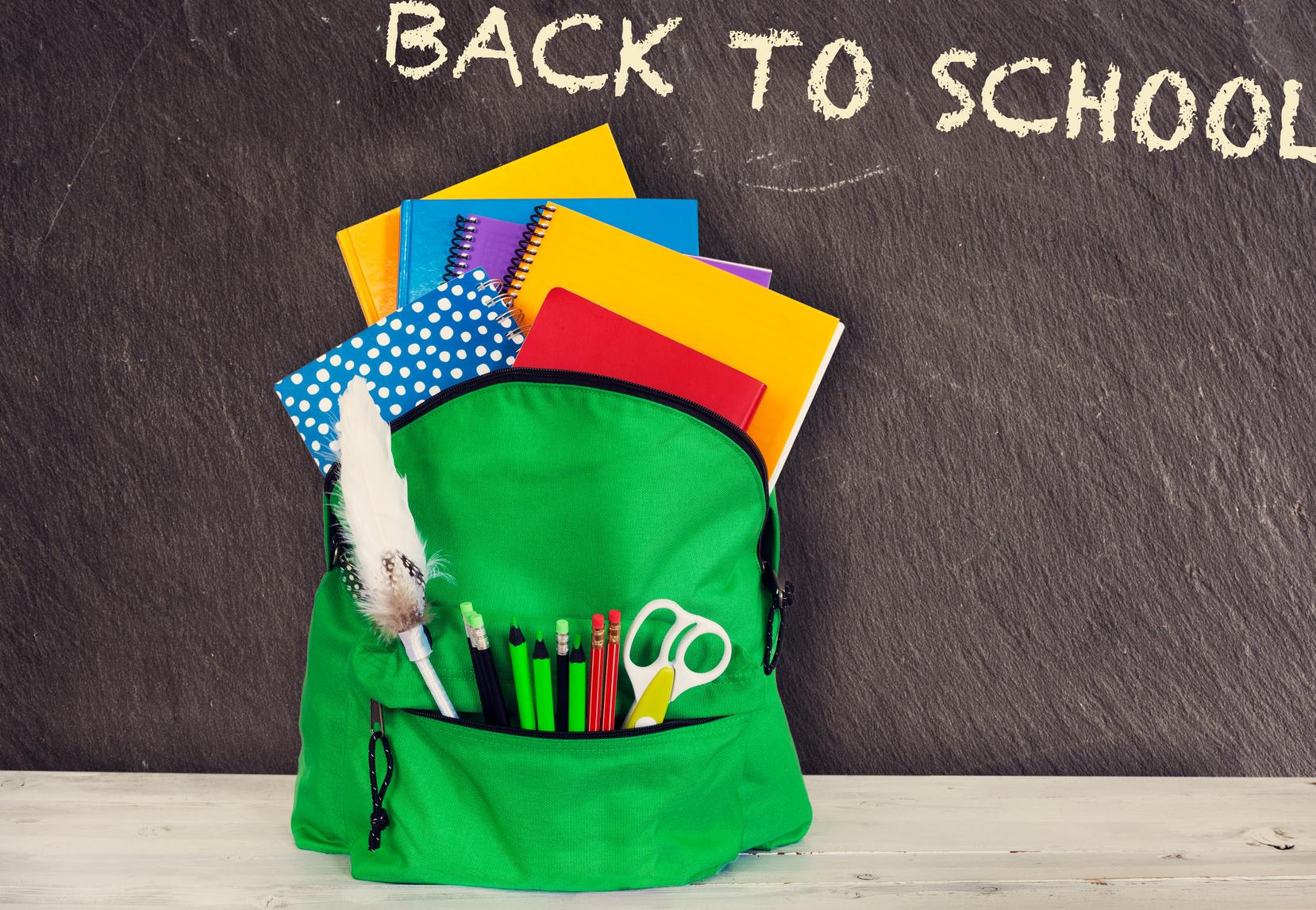 Ciężki plecak szkolny a wady postawy i skrzywienie kręgosłupa u dzieci