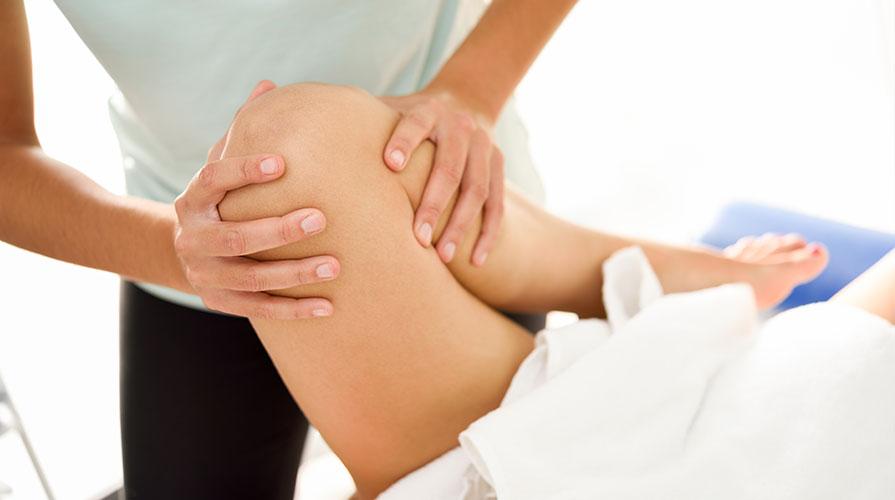 Leczenie kolan, rehabilitacja kolan i ćwiczenia na kolana.