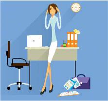 Ból napięciowy głowy domowe sposoby, ból głowy w pracy i od stresu.