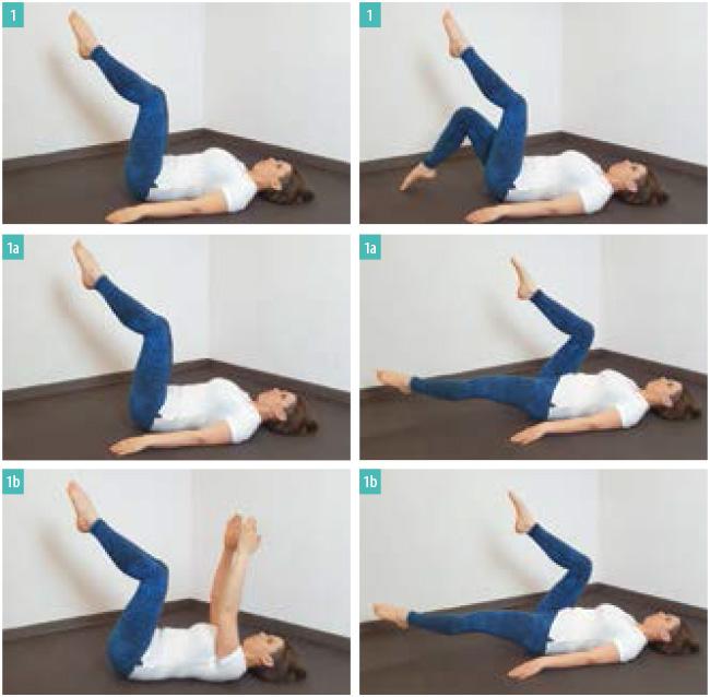 Skuteczne ćwiczenia na brzuch po ciąży i gimnastyka po porodzie.